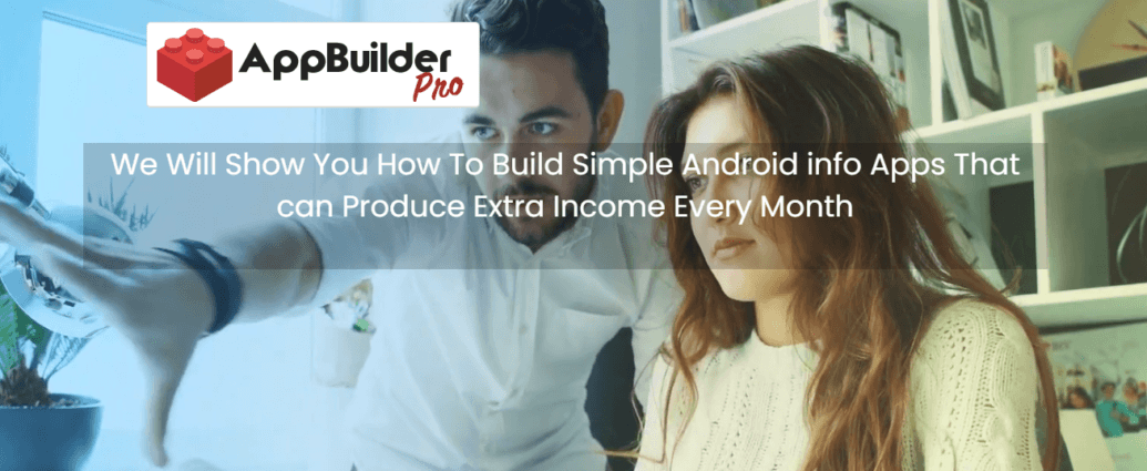 App Builder Pro - Let us teach you