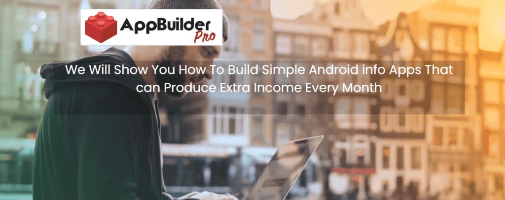 App Builder - We Teach You