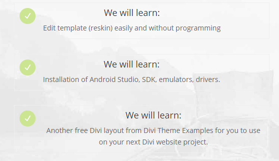 more to learn developer android apps